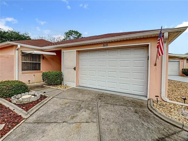 810 Las Cruces Court, The Villages, FL 32159 (MLS #G5037201) :: Realty Executives in The Villages