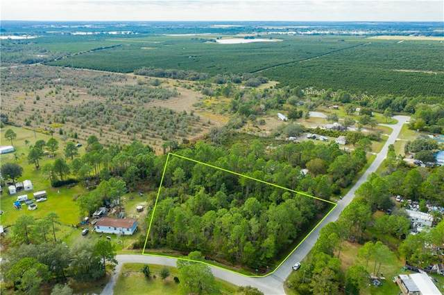 Reagan Boulevard, Lake Wales, FL 33898 (MLS #G5037302) :: Griffin Group