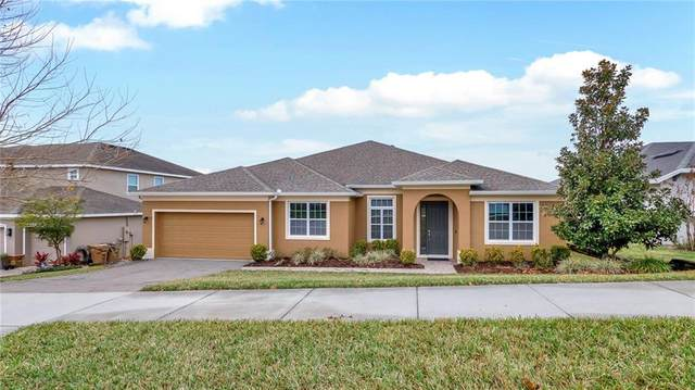 9311 Ivywood Street, Clermont, FL 34711 (MLS #G5037353) :: Visionary Properties Inc