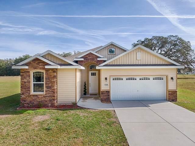7305-A SE 26TH Drive, Bushnell, FL 33513 (MLS #G5037394) :: Pepine Realty