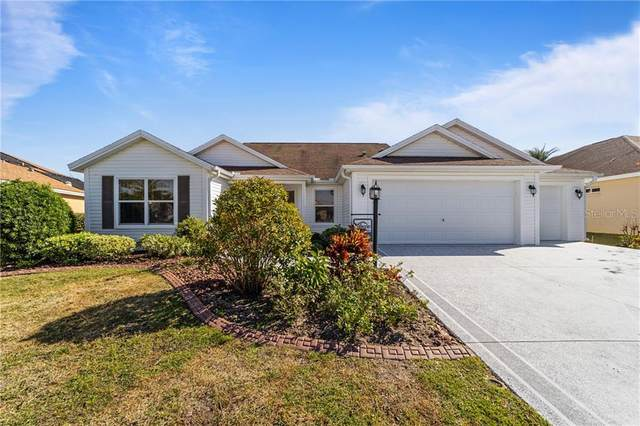 2393 Dunkirk Trail, The Villages, FL 32162 (MLS #G5037422) :: Everlane Realty