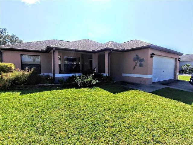 666 San Pedro Drive, The Villages, FL 32159 (MLS #G5037445) :: Realty Executives in The Villages