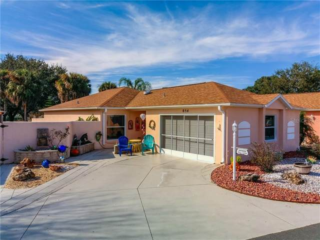 854 Robles Avenue, The Villages, FL 32159 (MLS #G5037474) :: The Light Team