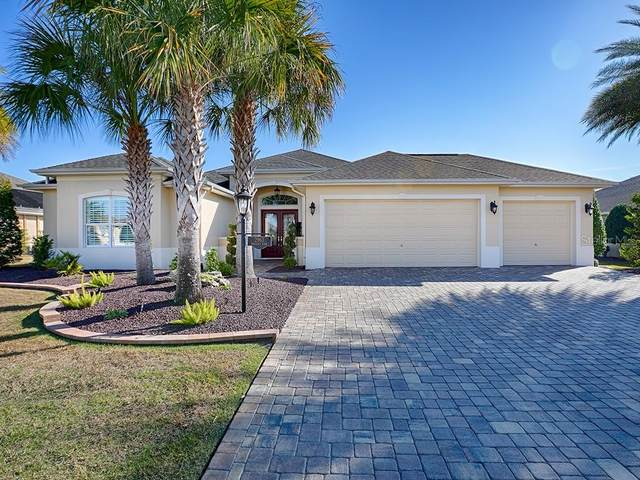 2963 Burnett Terrace, The Villages, FL 32163 (MLS #G5037487) :: Realty Executives in The Villages