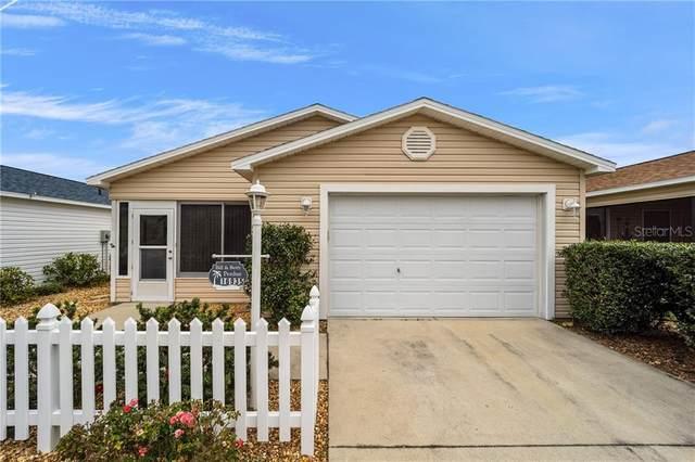 16935 SE 81ST ELLERSLIE Court, The Villages, FL 32162 (MLS #G5037512) :: Visionary Properties Inc
