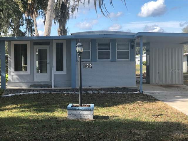 109 N Timber Trail, Wildwood, FL 34785 (MLS #G5037605) :: Griffin Group