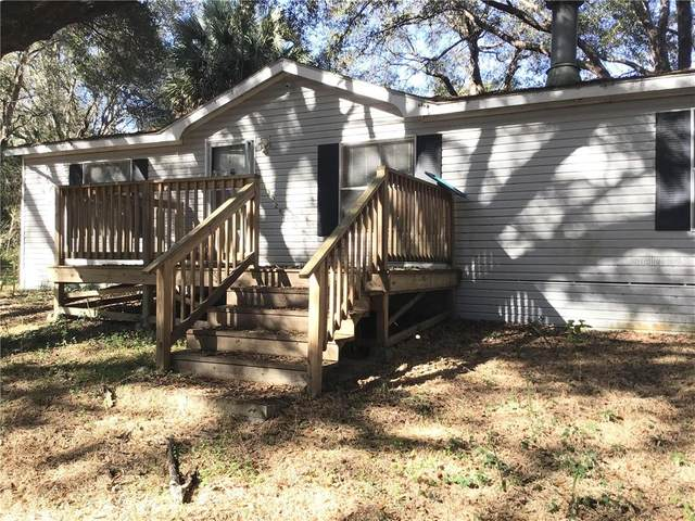 13025 SE Highway 42, Weirsdale, FL 32195 (MLS #G5037677) :: The Nathan Bangs Group
