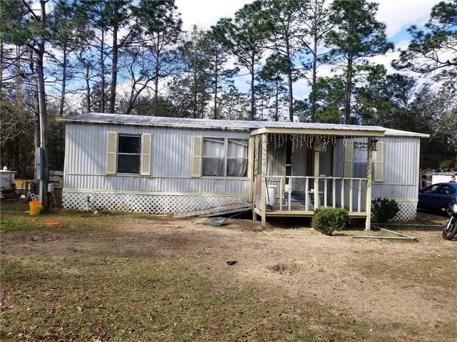 4386 & 4390 SW 190TH Court, Dunnellon, FL 34432 (MLS #G5037682) :: Southern Associates Realty LLC