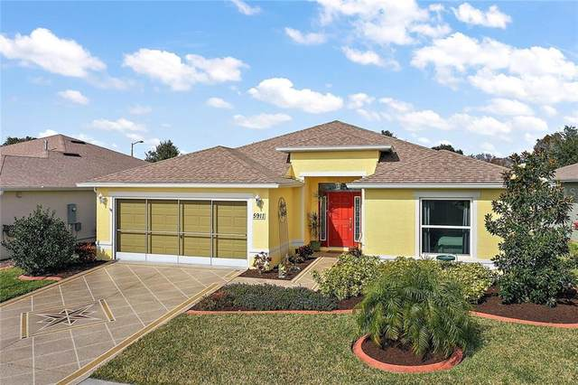 5911 Tumbleweed Trl, Leesburg, FL 34748 (MLS #G5037706) :: Keller Williams on the Water/Sarasota