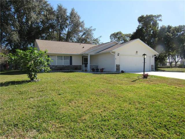 26840 Racquet Circle, Leesburg, FL 34748 (MLS #G5037730) :: Keller Williams on the Water/Sarasota
