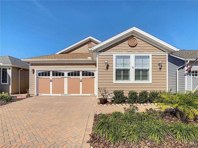 339 Alcove Drive, Groveland, FL 34736 (MLS #G5037779) :: Keller Williams Realty Peace River Partners