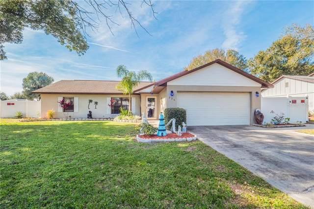 226 Eastridge Drive, Eustis, FL 32726 (MLS #G5037800) :: Visionary Properties Inc