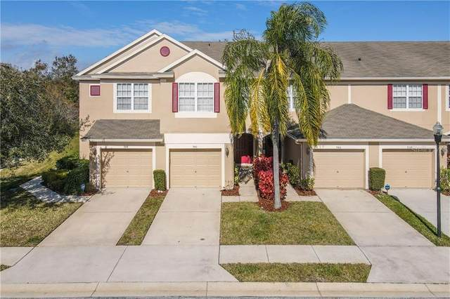 942 Vista Cay Court, Brandon, FL 33511 (MLS #G5037857) :: Rabell Realty Group