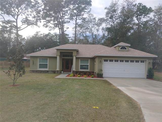 40939 W 4TH Avenue, Umatilla, FL 32784 (MLS #G5037865) :: Gate Arty & the Group - Keller Williams Realty Smart