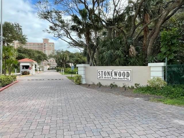 840 N Atlantic Avenue C403, Cocoa Beach, FL 32931 (MLS #G5037867) :: Frankenstein Home Team