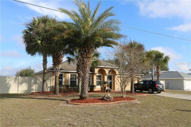 1707 SW 162ND Place, Ocala, FL 34473 (MLS #G5037915) :: Team Buky