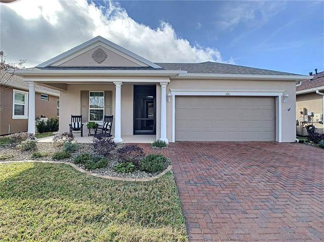 604 Conservation Boulevard, Groveland, FL 34736 (MLS #G5037920) :: Bob Paulson with Vylla Home