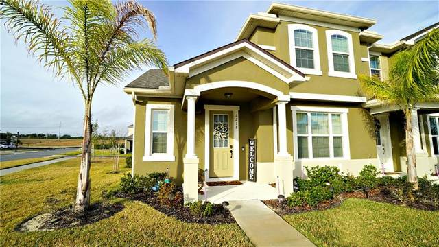 2218 Loblolly Bay Street, Clermont, FL 34711 (MLS #G5037930) :: Godwin Realty Group