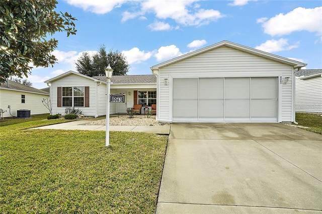 8063 SE 174TH BELHAVEN Loop, The Villages, FL 32162 (MLS #G5037938) :: New Home Partners