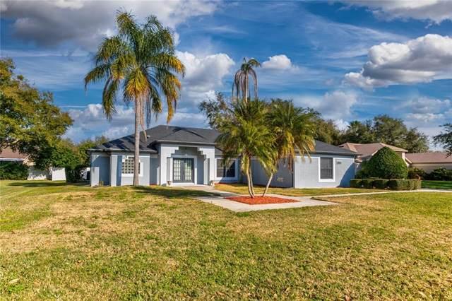 331 Lakecrest Drive, Tavares, FL 32778 (MLS #G5037940) :: Team Buky