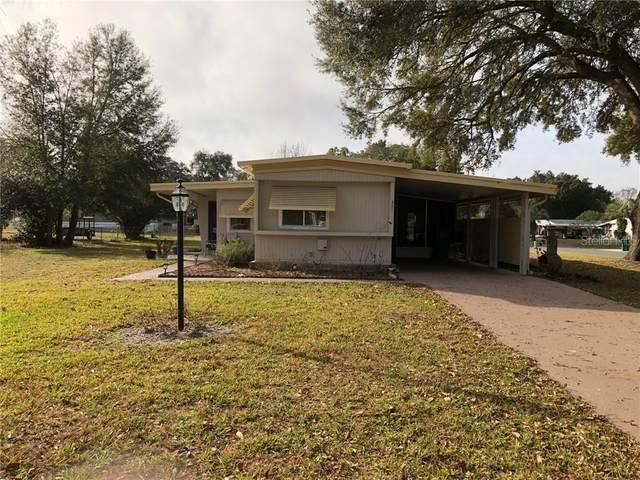 321 Ivanhoe Circle, Lady Lake, FL 32159 (MLS #G5037977) :: Griffin Group