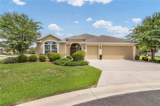 2548 Dividing Creek Path, The Villages, FL 32162 (MLS #G5038059) :: Positive Edge Real Estate