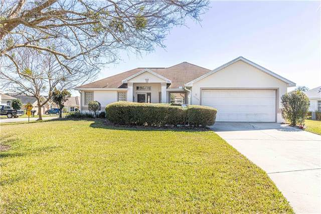 17209 SE 115TH TERRACE Road, Summerfield, FL 34491 (MLS #G5038159) :: Bob Paulson with Vylla Home