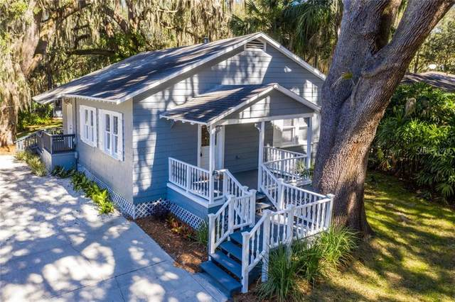 605 Oak Avenue, Mount Dora, FL 32757 (MLS #G5038279) :: Pepine Realty