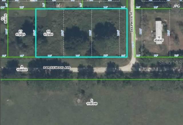 Sandlewood Avenue Lot 19, Brooksville, FL 34604 (MLS #G5038389) :: Southern Associates Realty LLC