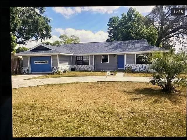 4091 NE 4TH Terrace, Ocala, FL 34479 (MLS #G5038397) :: The Duncan Duo Team