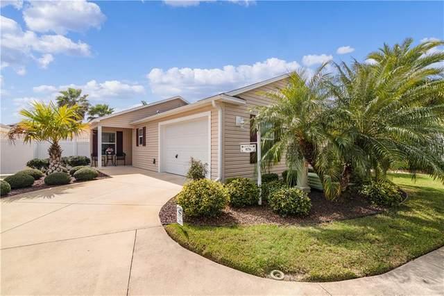 876 Amber Court, The Villages, FL 32163 (MLS #G5038682) :: Delgado Home Team at Keller Williams