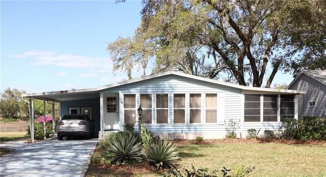 25608 Belle Helene, Leesburg, FL 34748 (MLS #G5038702) :: The Lersch Group