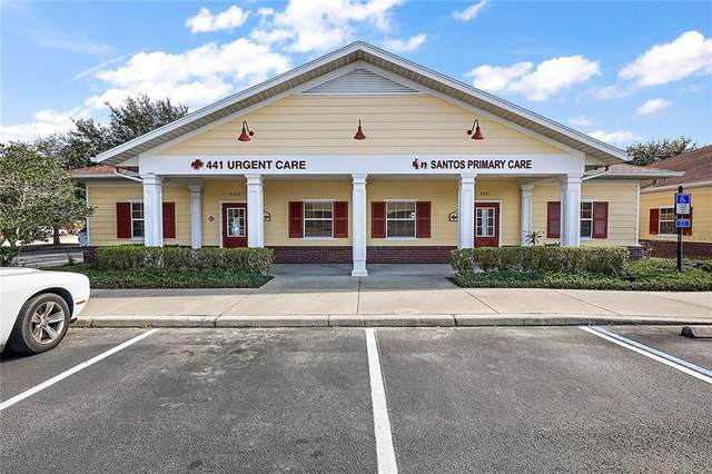 8489 SE 165TH MULBERRY Lane, The Villages, FL 32162 (MLS #G5038902) :: Realty Executives in The Villages