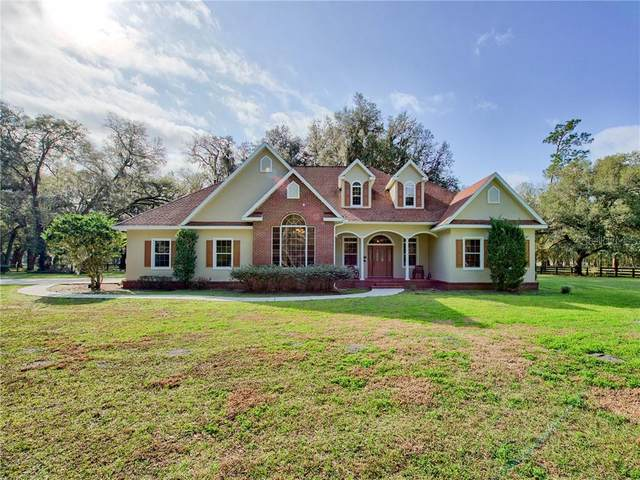 855 Cr 548, Bushnell, FL 33513 (MLS #G5038907) :: Keller Williams Realty Peace River Partners