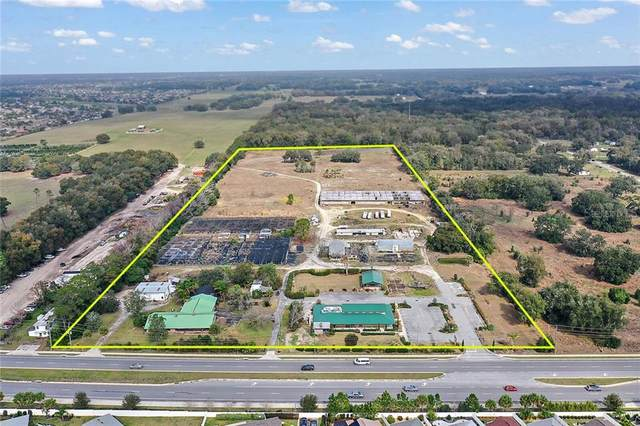 305 County Road 466A, Fruitland Park, FL 34731 (MLS #G5038929) :: Coldwell Banker Vanguard Realty