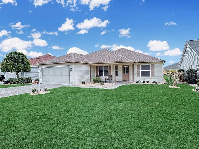 722 San Marino Drive, The Villages, FL 32159 (MLS #G5038983) :: CGY Realty