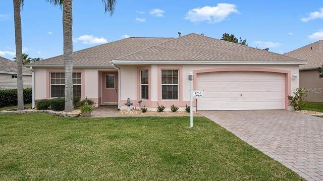1258 Northbrook Place, The Villages, FL 32162 (MLS #G5038996) :: Sarasota Property Group at NextHome Excellence