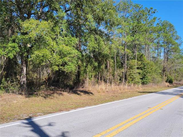 Lot 28 SW Marine Boulevard, Dunnellon, FL 34431 (MLS #G5038998) :: Bridge Realty Group
