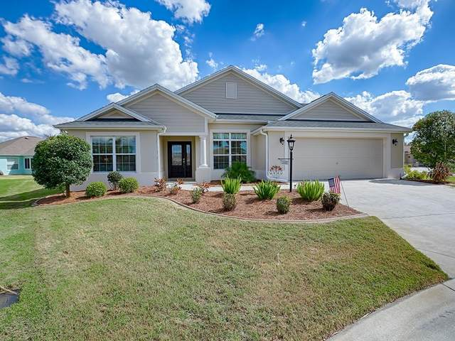 2053 Larkwood Court, The Villages, FL 32162 (MLS #G5039001) :: Florida Real Estate Sellers at Keller Williams Realty