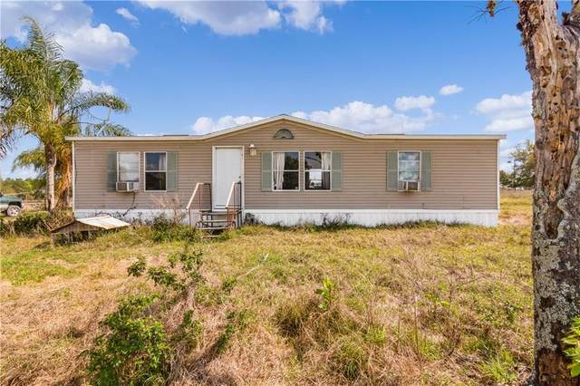 15031 SE 160TH Avenue, Weirsdale, FL 32195 (MLS #G5039021) :: MVP Realty