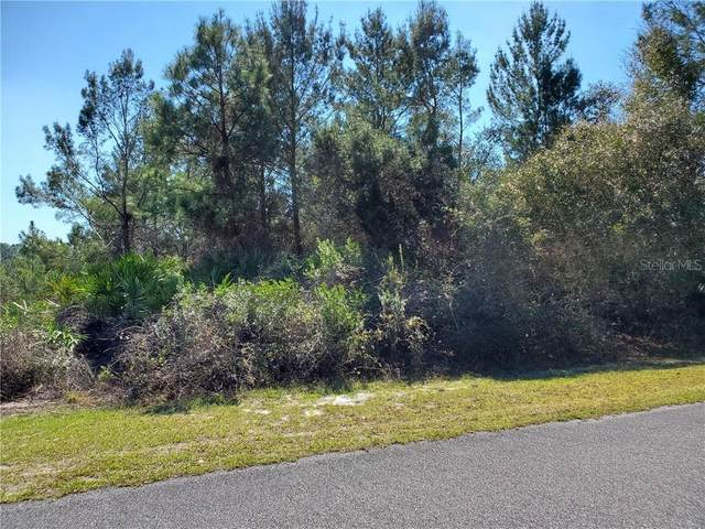 Lot 1 Poppy Avenue, Eustis, FL 32736 (MLS #G5039062) :: Armel Real Estate