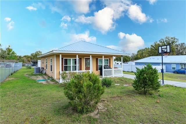 423 Midway Avenue, Mascotte, FL 34753 (MLS #G5039079) :: Memory Hopkins Real Estate