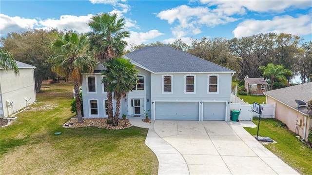 1105 Myrtle Lake View Drive, Fruitland Park, FL 34731 (MLS #G5039099) :: Coldwell Banker Vanguard Realty