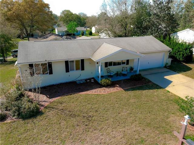 10898 SW 88TH Court, Ocala, FL 34481 (MLS #G5039100) :: Burwell Real Estate