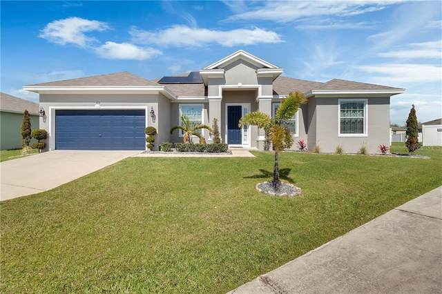 593 Majestic Gardens Boulevard, Winter Haven, FL 33880 (MLS #G5039107) :: Frankenstein Home Team