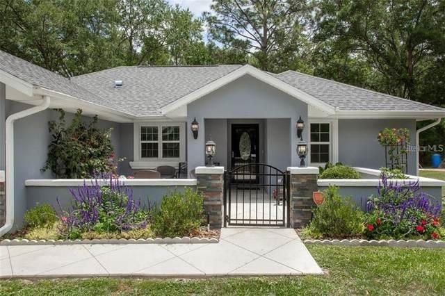 16151 SE 84TH Terrace, Summerfield, FL 34491 (MLS #G5039140) :: Delta Realty, Int'l.