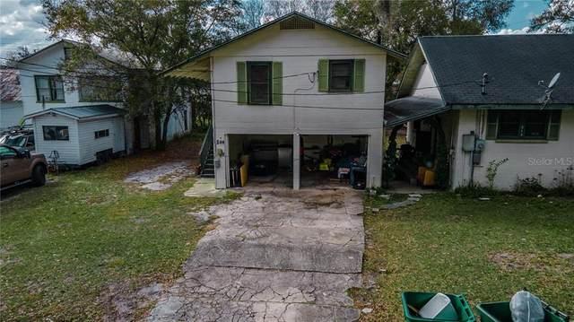309 Webster Street, Wildwood, FL 34785 (MLS #G5039185) :: Bob Paulson with Vylla Home