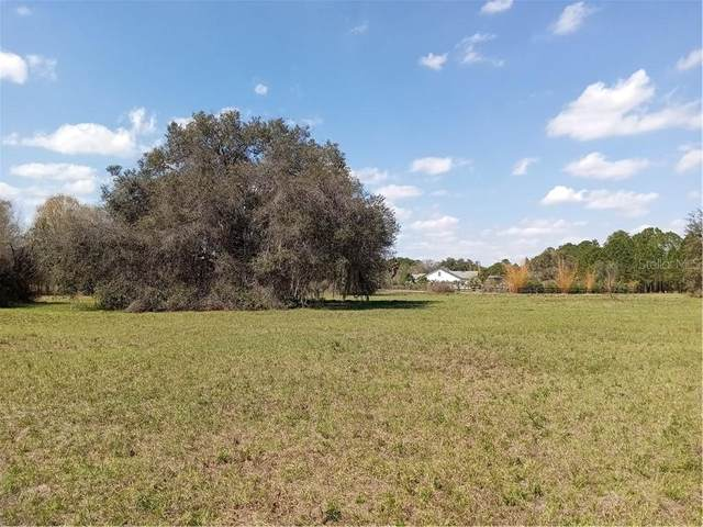 Ocilla Lot #81 Loop, Clermont, FL 34714 (MLS #G5039188) :: CGY Realty