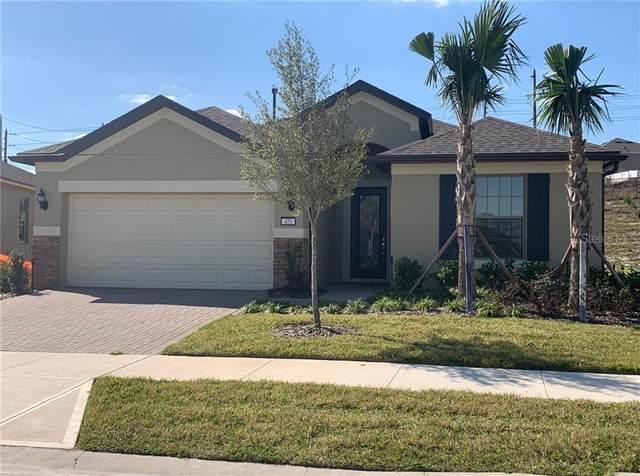 421 Almansa Street, Davenport, FL 33837 (MLS #G5039199) :: Gate Arty & the Group - Keller Williams Realty Smart