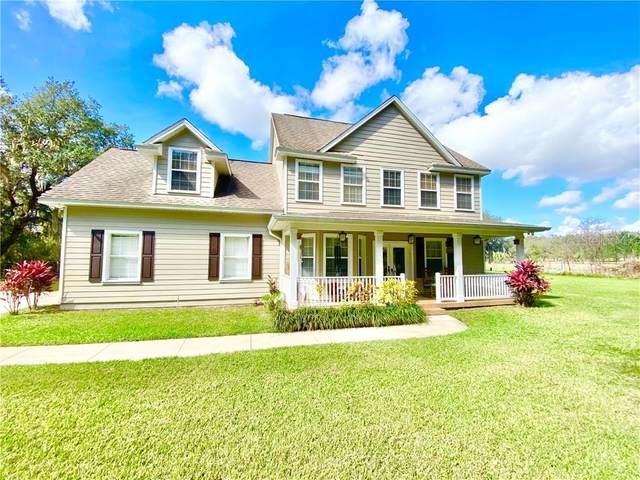 40335 County Road 452, Leesburg, FL 34788 (MLS #G5039210) :: Memory Hopkins Real Estate